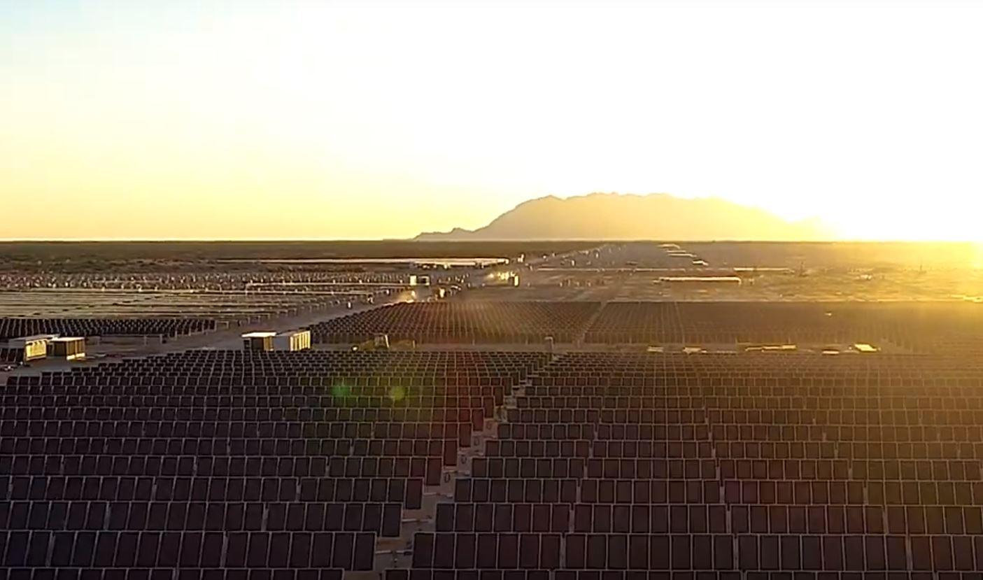 Villanueva Solar Park
