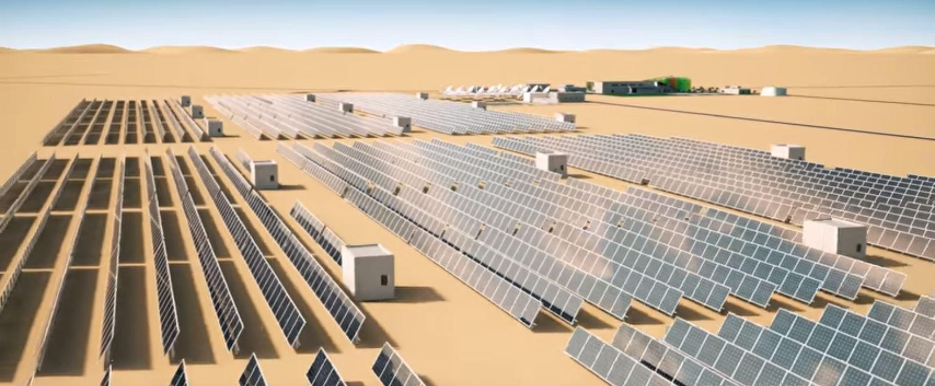 Самые большие в мире солнечные фермы
