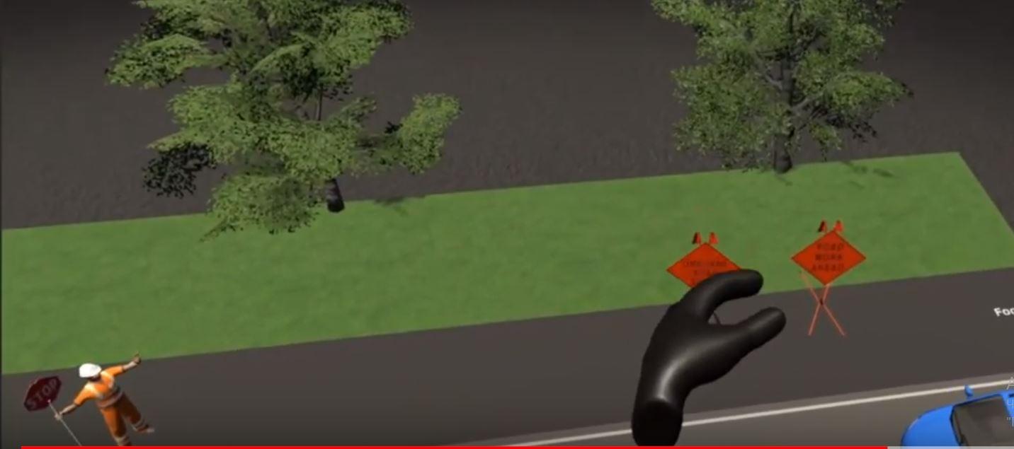 Виртуальная реальность не только для игр