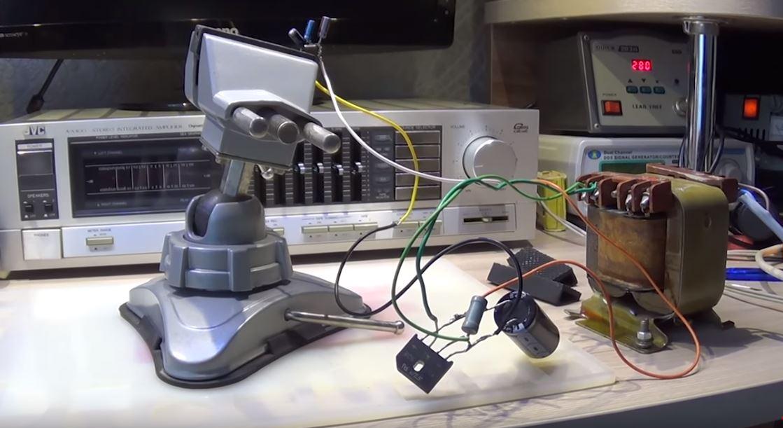 Эксперименты с шунтирующими конденсаторами