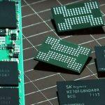 Перенасыщение рынка NAND и DRAM приводит к существенному снижению цен на эти типы памяти