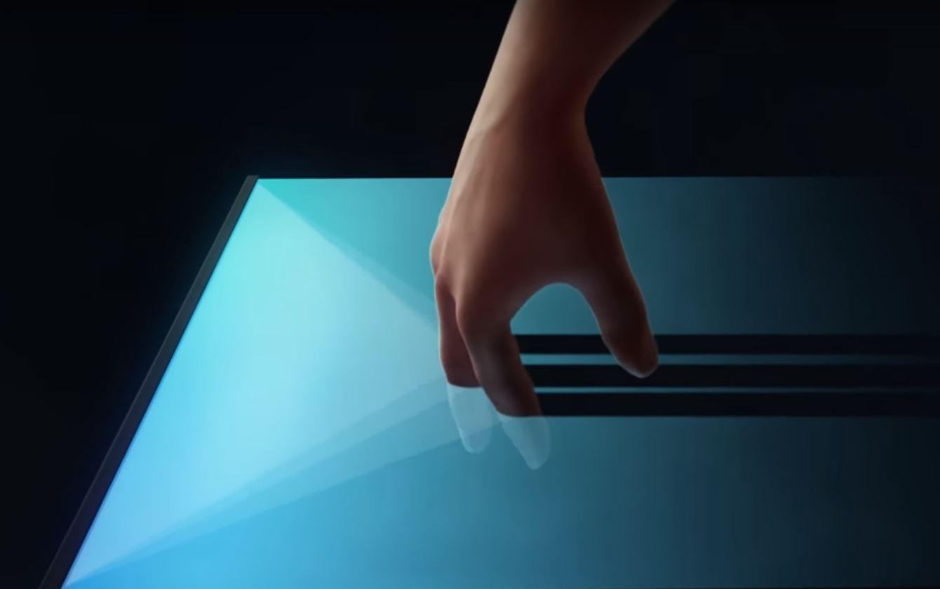 Light Bar упрощает бесконтактное сенсорное измерение