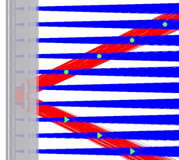 Принцип работы системы zForce для обнаружения касания дисплея