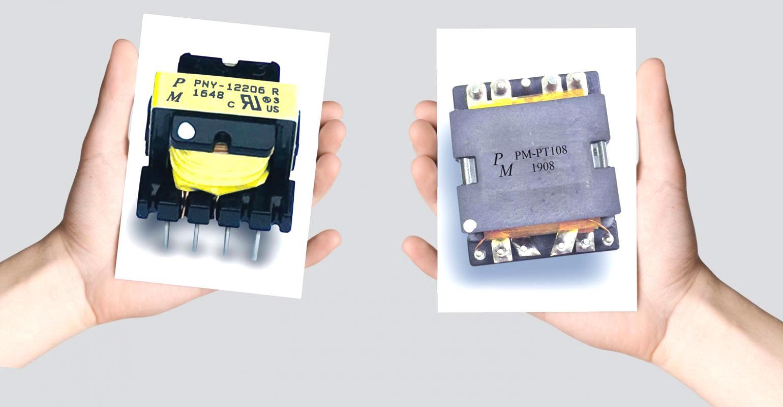 В чем разница между обычными и планарными импульсными трансформаторами?