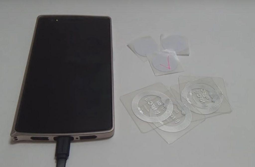 Технология NFC в современном оборудовании