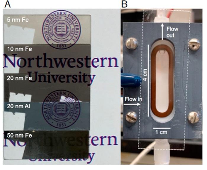 Нанослои металлов для гравитационного преобразования в электрическую энергию
