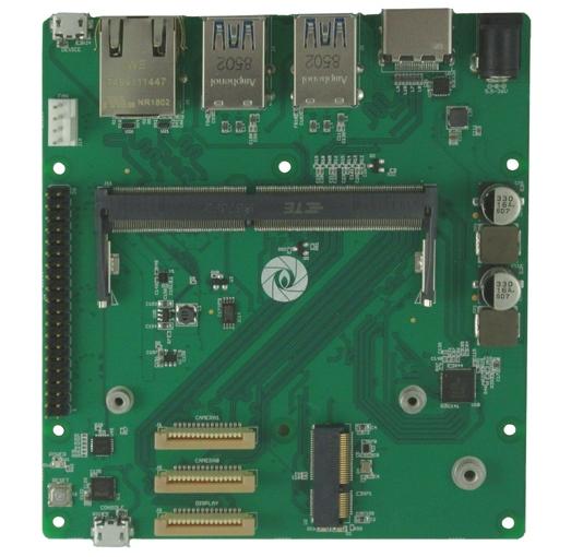 Gumstix делает Nvidia улучшает платы для разработчиков, предоставляя больше входов для камер