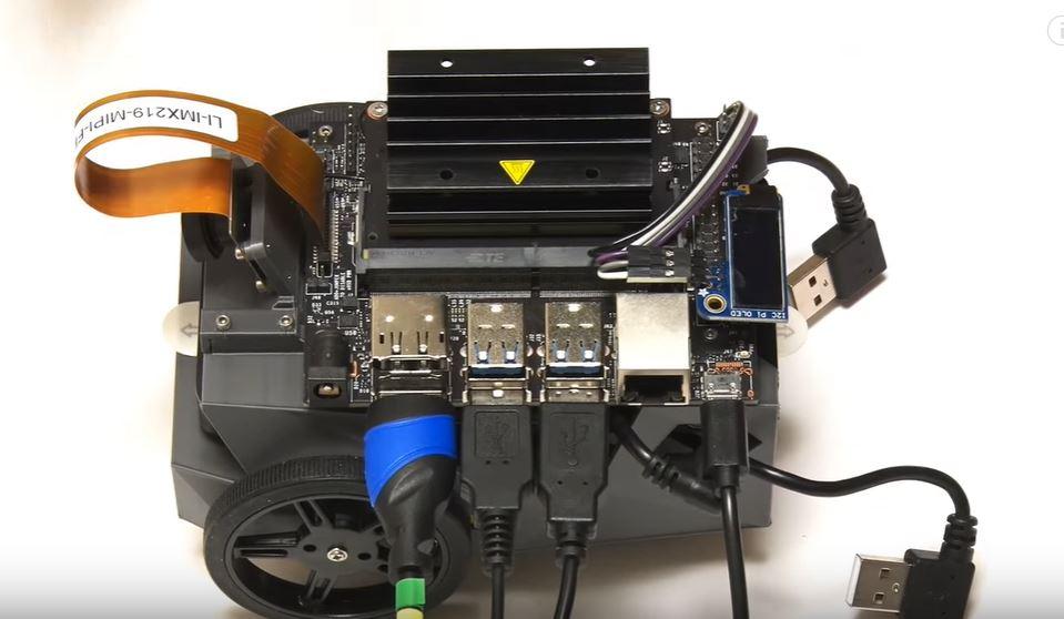 Компактные чипы Nvidia стали быстрее благодаря искусственному интеллекту