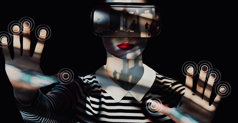 Носимое устройство Haptic создает ощущение прикосновения