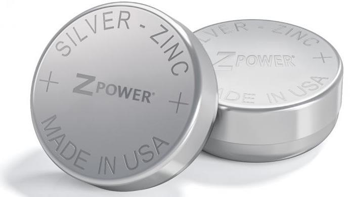 Серебряно-цинковые аккумуляторы могут потеснить с рынка носимых устройств литий-ионные батареи