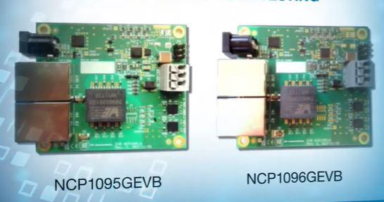 Интегрированные контроллеры NCP1095 и NCP1096 предназначены для приложений питания по Ethernet (PoE)