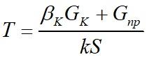 Постоянная времени нагрева резистора где в нагреве участвует не только проволока но и каркас формула