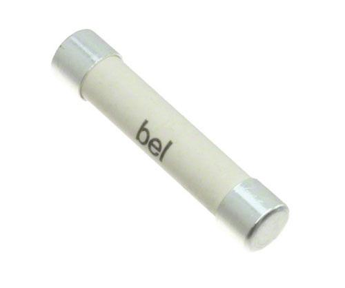 Предохранитель Bel Fuse 3AG использует керамическую оболочку для достижения номинального напряжения 1000 В