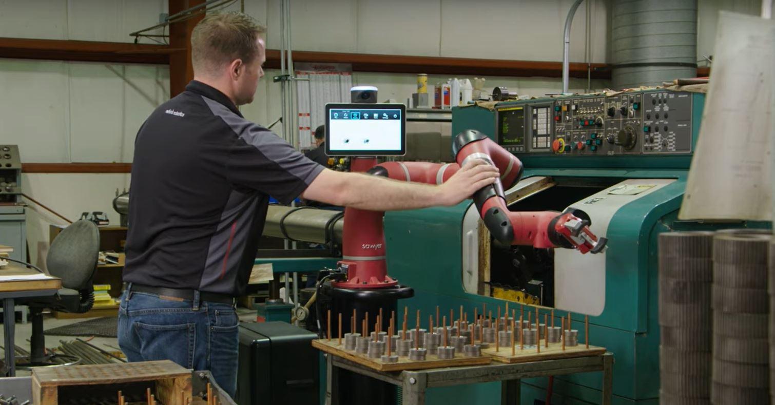 Коботы и дополненная реальность полностью меняют подход к производству
