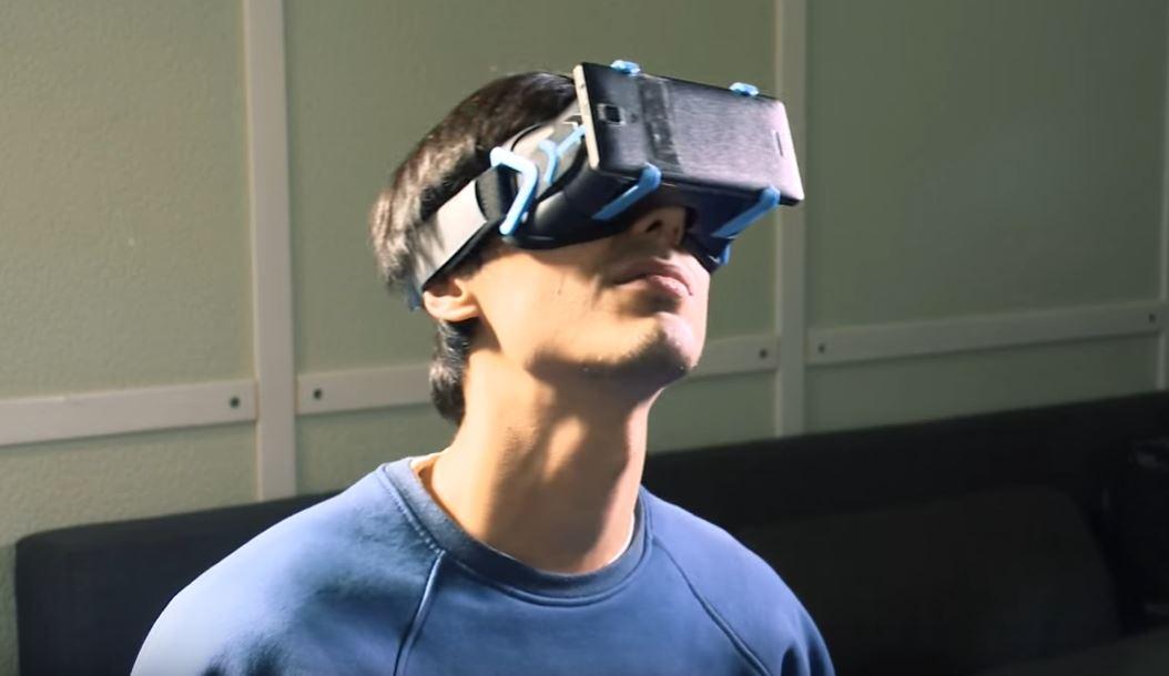Высокоскоростные инфракрасные излучатели для приложений виртуально/дополненной реальности