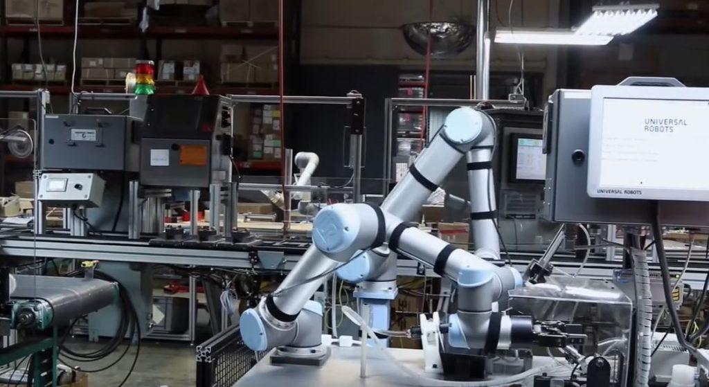 Коллаборативные роботы или коботы подрастающая замена промышленным роботам