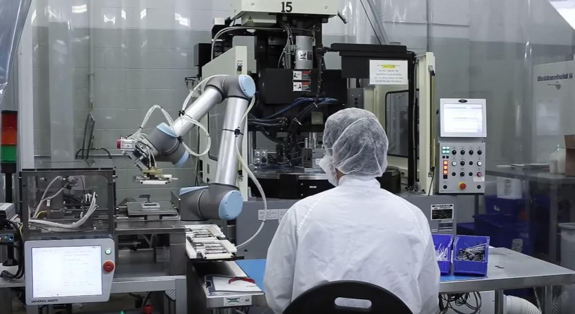 Пять основных тенденций в развертывании роботов