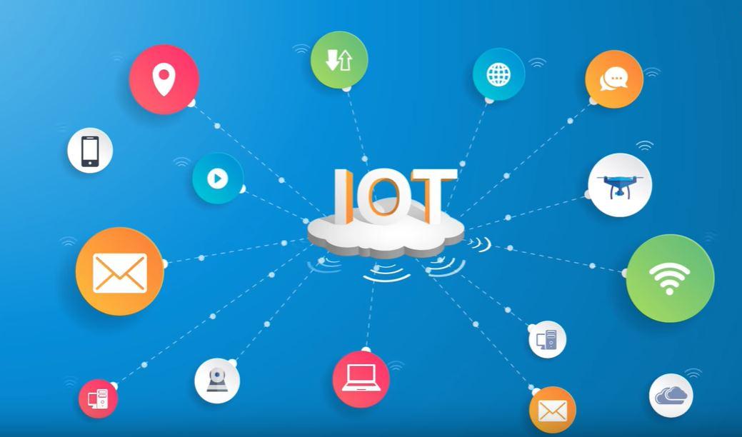 Что такое интернет вещей IoT?