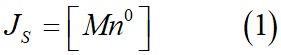 Плотность связанного поверхностного тока