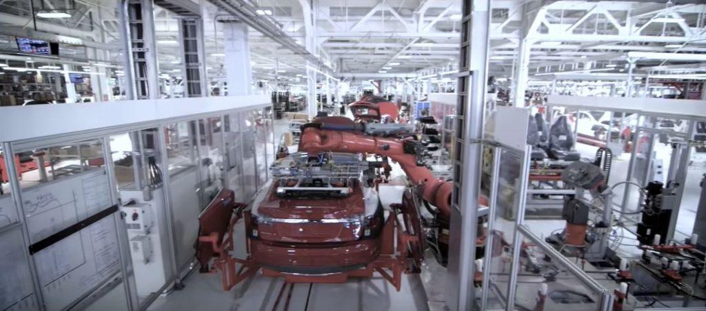 Роботы помогают повысить производительность предприятия и качество выпускаемой продукции