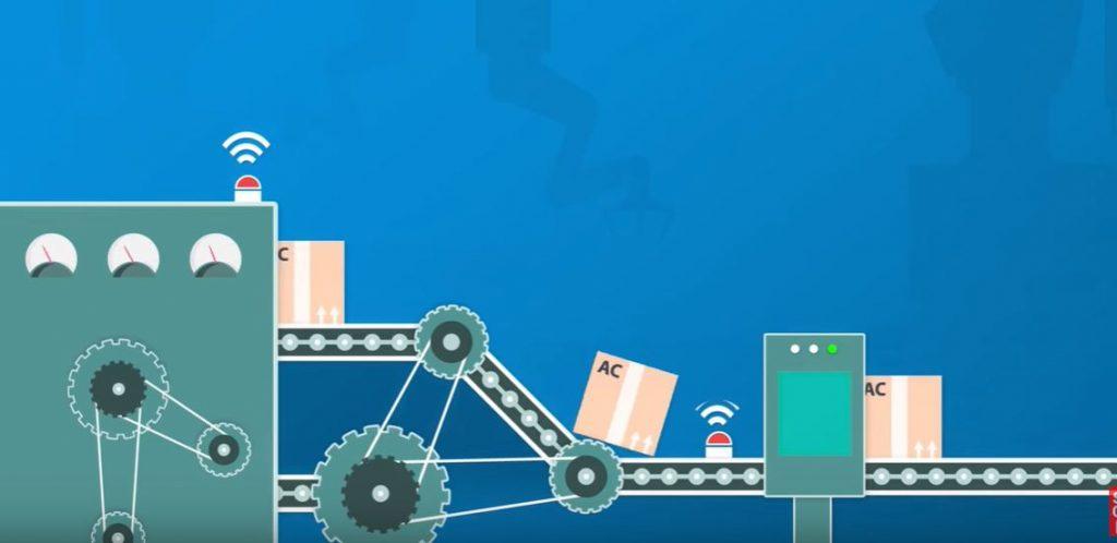 Внедрение интернет вещей в производство позволяет в реальном времени отслеживать полный цикл производства