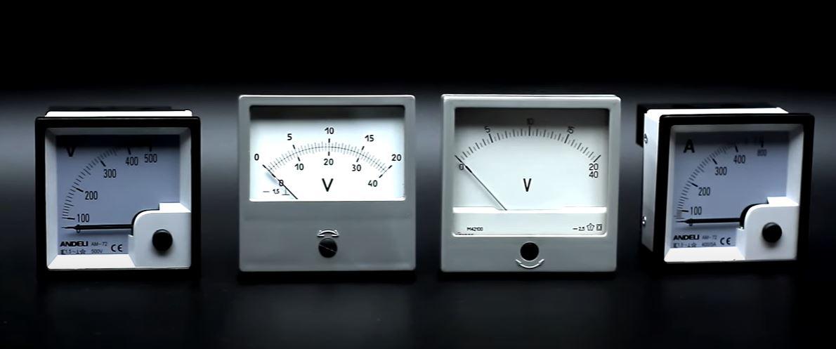 Вольтметр. Прибор для измерения напряжения в электрической цепи