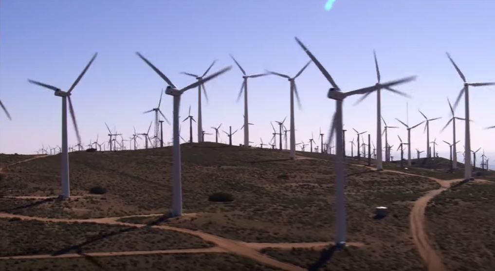 Ветряная энергетика не может контролироваться в отличии от тепловой или атомной энергетики