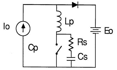 Снабберная RC цепь добавляет резистор и конденсатор последовательно к узлу высокочастотного коммутатора вашей цепи