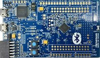 Оптимизированный для низкого энергопотребления, RA4W1 интегрирует Bluetooth 5.0 Low Energy и оснащен ядром Arm Cortex-M4