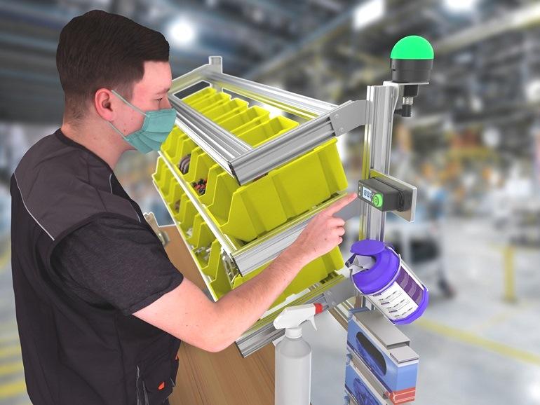 Banner Engineering выпустила серию сенсорных решений, предназначенных для мониторинга здоровья и безопасности на рабочем месте, чтобы защитить работников и клиентов