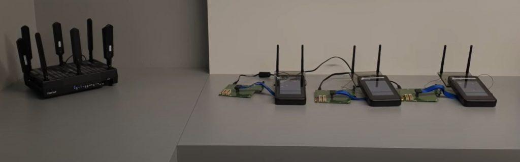 Mesh сети нового поколения для Wi-Fi 6 значительно повышают пропускную способность на дому