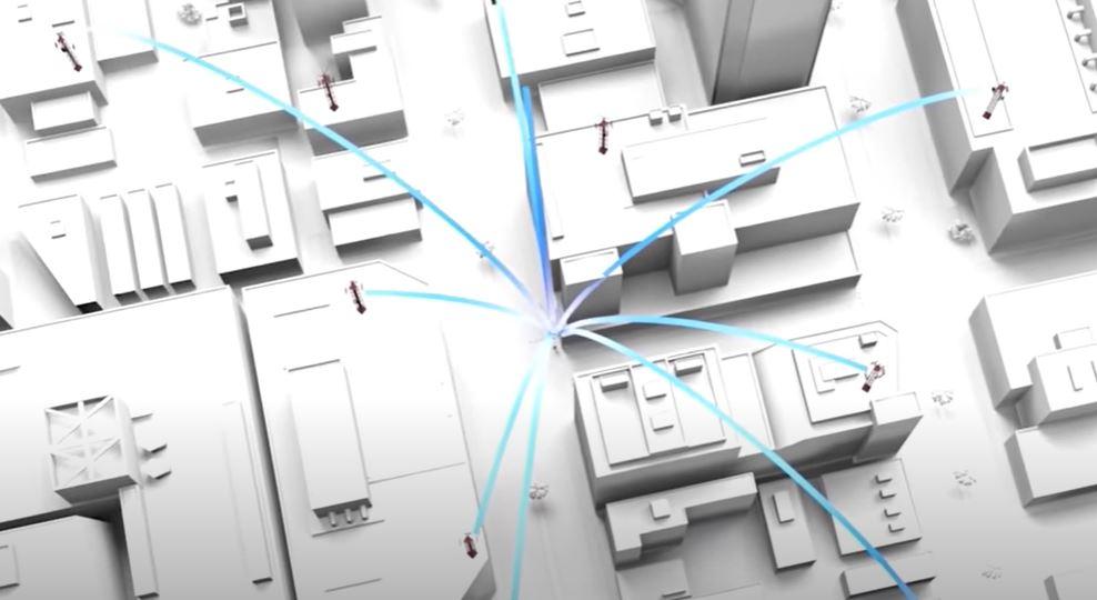 5G способствует развитию инфраструктуры умных городов