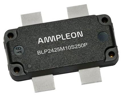 Используя пластиковый, а не керамический корпус, Ampleon снизила стоимость своего LDMOS-транзистора мощностью 250 Вт, 2400–2500 МГц