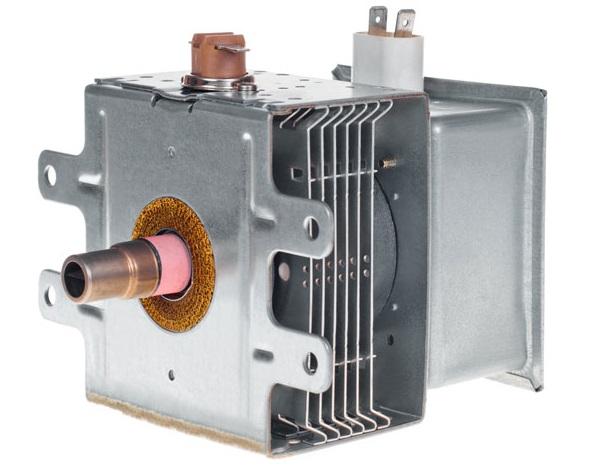 Потребительский магнетрон стал стандартизированным, недорогим, массовым источником ВЧ диапазона 2,4–2,5 ГГц