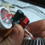 Светодиодный драйвер генерирует электромагнитные помехи
