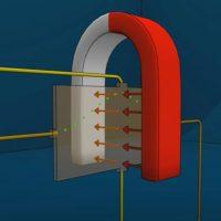 Сверхчувствительный магнитный датчик на основе аномального эффекта Холла