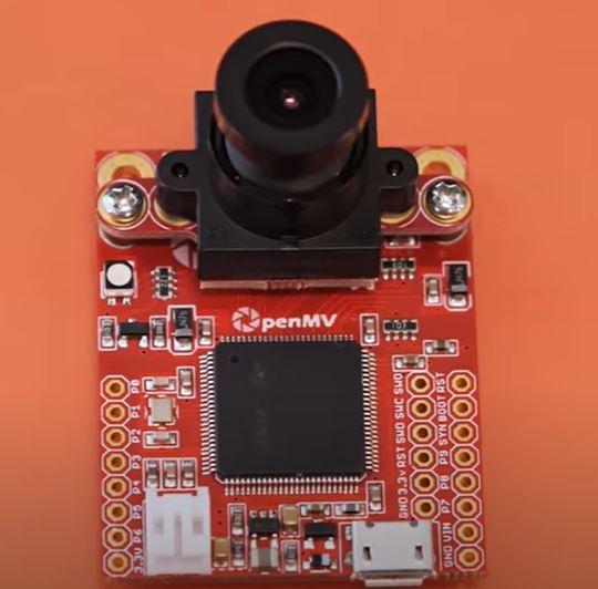 Камера машинного зрения для промышленного применения на производстве
