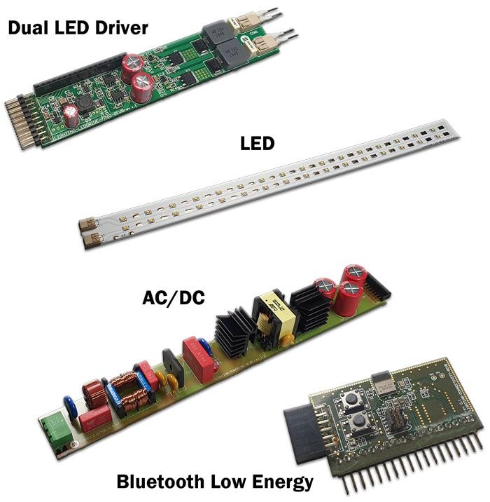Осветительная платформа LIGHTING-1 Connected компании ON Semiconductor