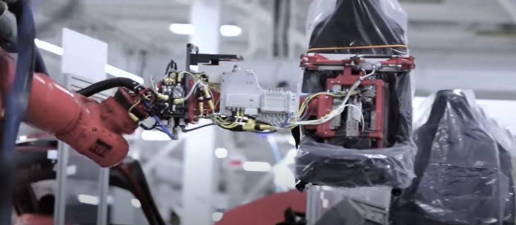 Современный робот или кобот становится не полноценным без машинного зрения?