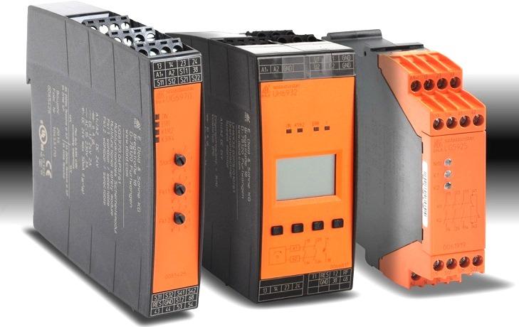 Модули защитных реле, такие как эти от AutomationDirect, предоставляют инженерам возможности для блокировки оборудования для защиты рабочих.