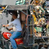 Решение мировых проблем электронных отходов