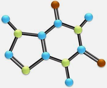 Строение молекулы картинка